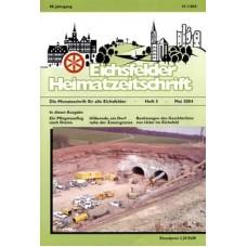 Eichsfelder Heimatzeitschrift, Heft 5, Mai 2004