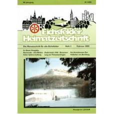Eichsfelder Heimatzeitschrift, Heft 2, Frebruar 2005