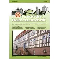 Eichsfelder Heimatzeitschrift, Heft 6, Juni 2005