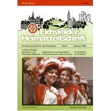 Eichsfelder Heimatzeitschrift, Heft 2, Februar 2006