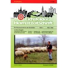 Eichsfelder Heimatzeitschrift, Heft 3, März 2006