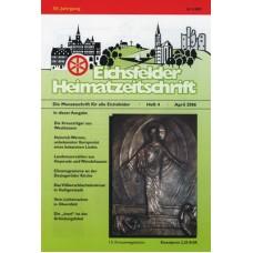 Eichsfelder Heimatzeitschrift, Heft 4, April 2006