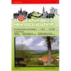 Eichsfelder Heimatzeitschrift, Heft 6, Juni 2006