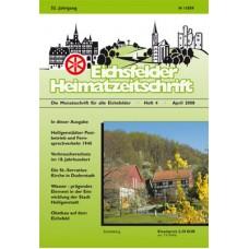 Eichsfelder Heimatzeitschrift, Heft 4, April 2008