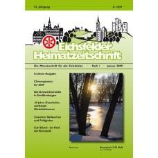Eichsfelder Heimatzeitschrift, Heft 1, Januar 2009