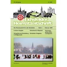 Eichsfelder Heimatzeitschrift, Heft 2, Februar 2009