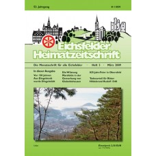 Eichsfelder Heimatzeitschrift, Heft 3, März 2009