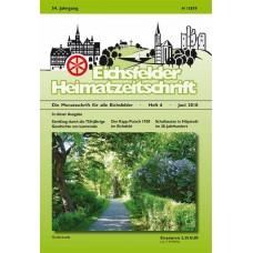 Eichsfelder Heimatzeitschrift, Heft 6, Juni 2010