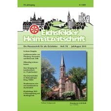 Eichsfelder Heimatzeitschrift, Heft 7+8, Juli und August 2010