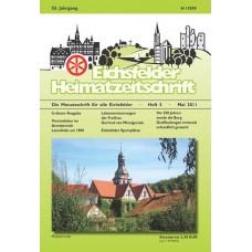 Eichsfelder Heimatzeitschrift, Heft 5, Mai 2011
