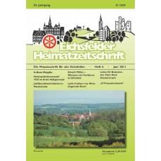 Eichsfelder Heimatzeitschrift, Heft 6, Juni 2011