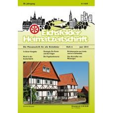 Eichsfelder Heimatzeitschrift, Heft 6, Juni 2014