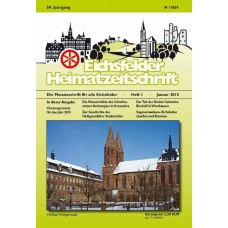 Eichsfelder Heimatzeitschrift, Heft 1, Januar 2015