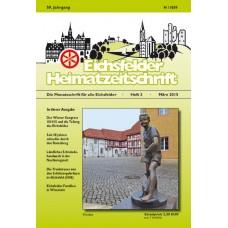 Eichsfelder Heimatzeitschrift, Heft 3, März 2015