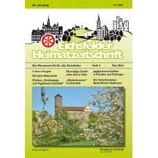 Eichsfelder Heimatzeitschrift, Heft 5, Mai 2016