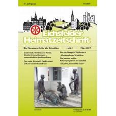 Eichsfelder Heimatzeitschrift, Heft 3, März 2017