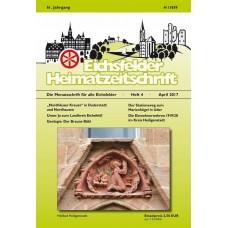 Eichsfelder Heimatzeitschrift, Heft 4, April 2017