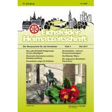 Eichsfelder Heimatzeitschrift, Heft 5, Mai 2017