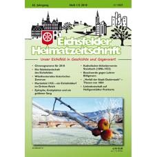 Eichsfelder Heimatzeitschrift, Heft 1-2, 2018