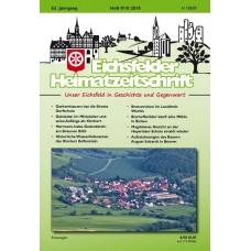 Eichsfelder Heimatzeitschrift, Heft 9-10, 2018