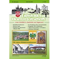 Eichsfelder Heimatzeitschrift, Heft 5-6, 2018