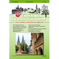 Eichsfelder Heimatzeitschrift, Heft 3-4, 2019