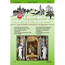 Eichsfelder Heimatzeitschrift, Heft 11-12, 2020