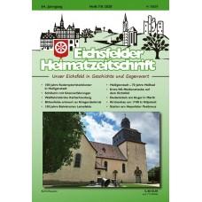 Eichsfelder Heimatzeitschrift, Heft 7-8, 2020