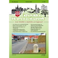 Eichsfelder Heimatzeitschrift, Heft 3-4, 2021