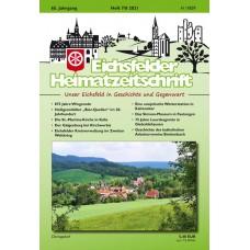 Eichsfelder Heimatzeitschrift, Heft 7-8, 2021