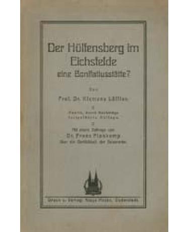 Der Hülfensberg im Eichsfelde eine Bonifatiusstätte?