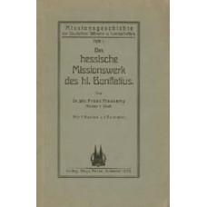 Das hessische Missionswerk des hl. Bonifatius