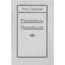 Eichsfeldische Heimatkunde