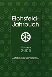 Cover - Jahrbuch 2005