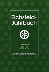Cover - Jahrbuch 2005