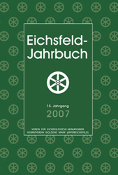 Cover - Jahrbuch 2007