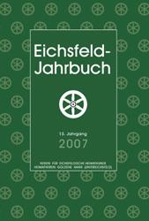 Cover - Jahrbuch 2007