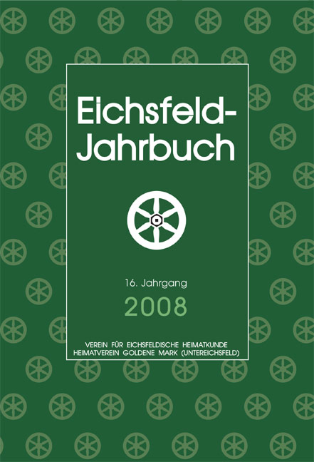 Cover - Jahrbuch 2008
