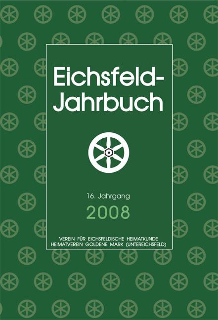 Cover - Jahrbuch 2008