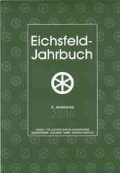 Cover - Jahrbuch 2000