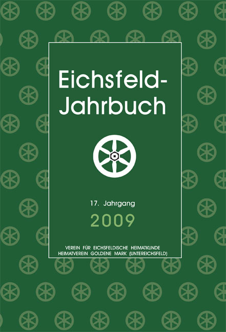 Cover - Jahrbuch 2009