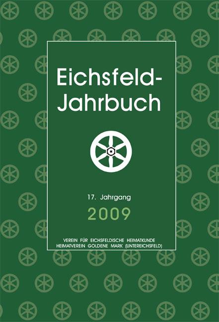Cover - Jahrbuch 2009