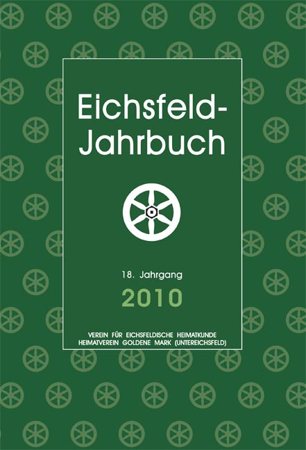Cover - Jahrbuch 2010