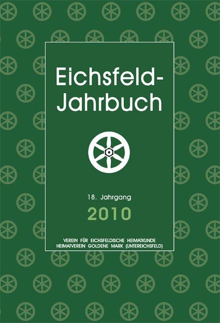 Cover - Jahrbuch 2010