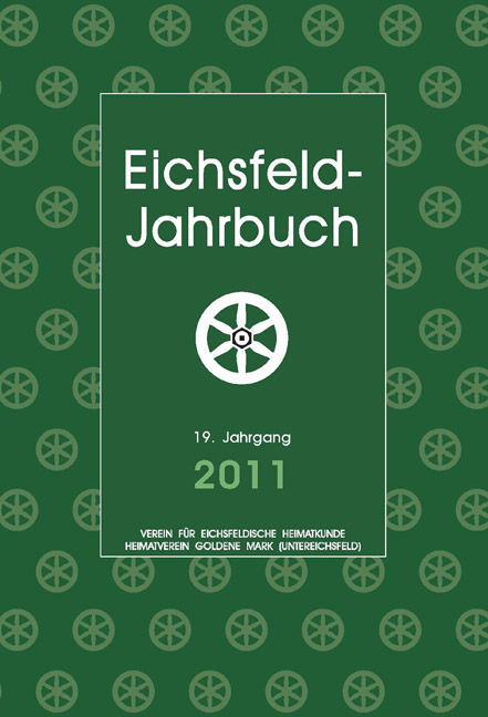 Cover - Jahrbuch 2011
