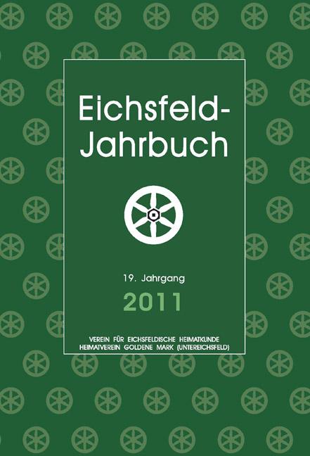 Cover - Jahrbuch 2011
