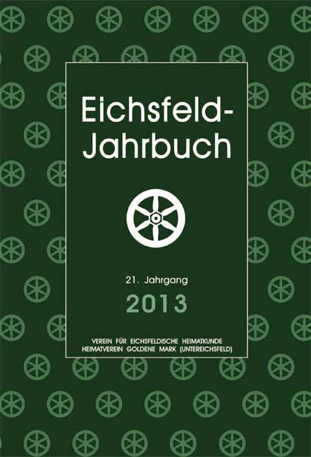 Cover - Jahrbuch 2013