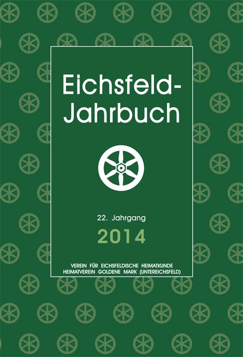 Cover - Jahrbuch 2014
