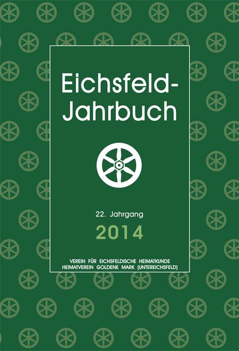Cover - Jahrbuch 2014