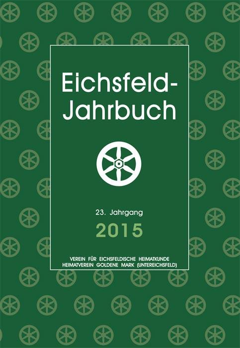 Cover - Jahrbuch 2015